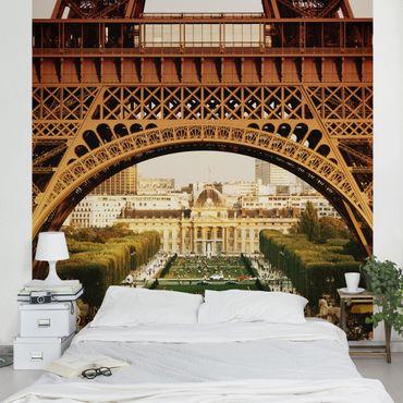 Fototapete Französischer Ausblick