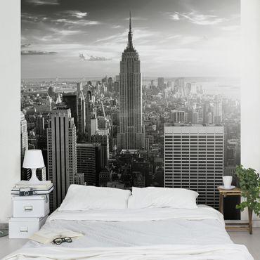 Fototapete Manhattan Skyline