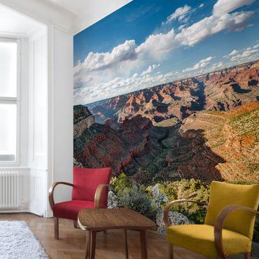 Fototapete Natur des Canyons
