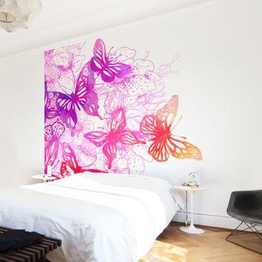 Fototapete Schmetterlingstraum