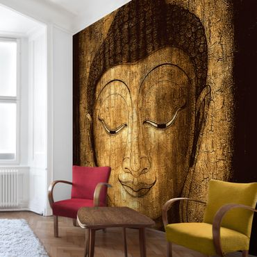 Fototapete Smiling Buddha