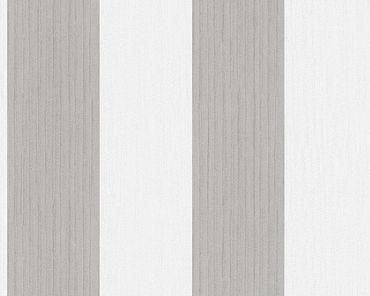 Esprit Streifentapete Esprit 13 Woods in Braun, Weiß
