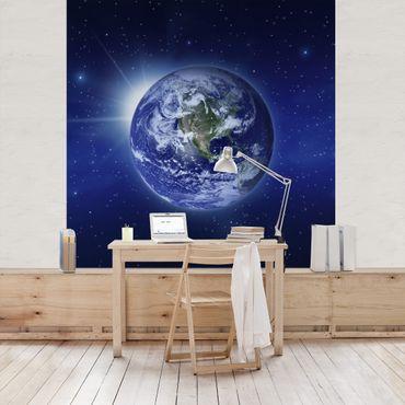 Fototapete Erde im Weltall