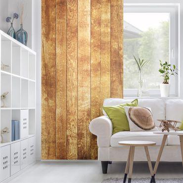 Raumteiler - Nordic Woodwall 250x120cm