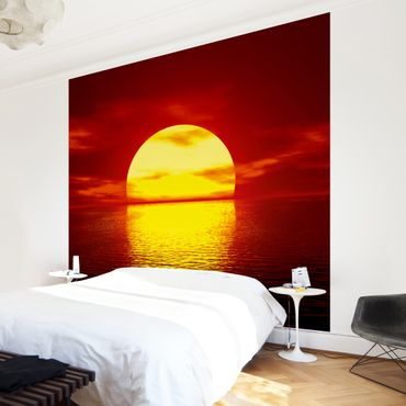 Fototapete Fantastic Sunset