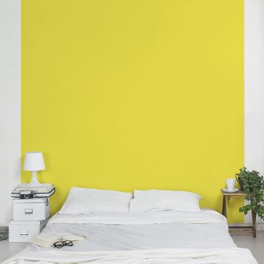 Fototapete Colour Lemon Yellow