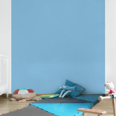 Fototapete Colour Light Blue