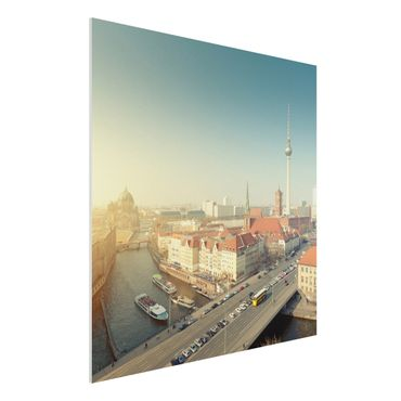 Forexbild - Berlin am Morgen