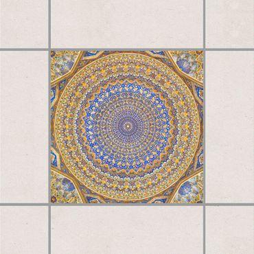 Fliesenaufkleber - Dome of the Mosque