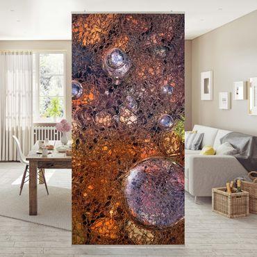 Raumteiler - Winter Im Herbst 250x120cm