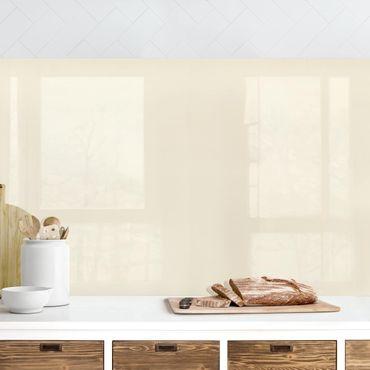 Küchenrückwand - Kaschmir