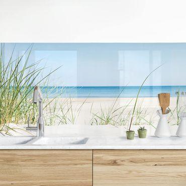 Küchenrückwand - Ostseeküste