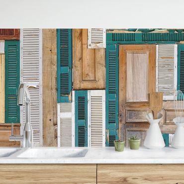 Küchenrückwand - The Doors