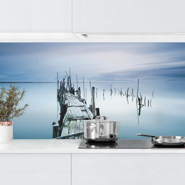 Küchenrückwand - Zeitloser Steg