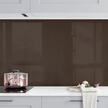 Küchenrückwand - Cacao