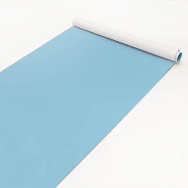 Klebefolie hellblau einfarbig - Pastellblau - Bastelfolie selbstklebend blau