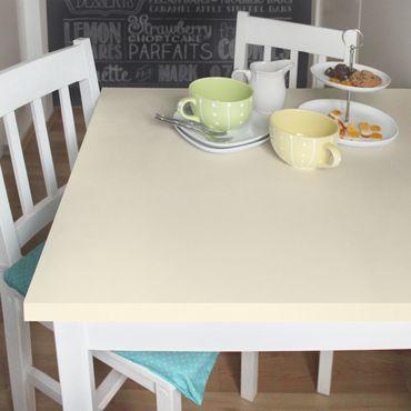 Möbelfolie pastell einfarbig - Kaschmir - Klebefolie für Möbel