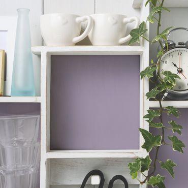 Möbelfolie lila einfarbig - Lavendel - Klebefolie für Möbel violett