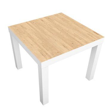 Möbelfolie für IKEA Lack - Klebefolie Apfelbirke