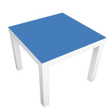 Möbelfolie für IKEA Lack - Klebefolie Colour Royal Blue