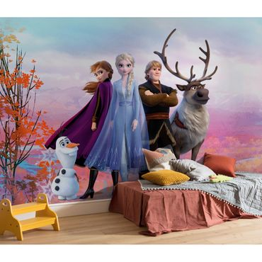 Disney Kindertapete - Frozen Iconic - Komar Fototapete