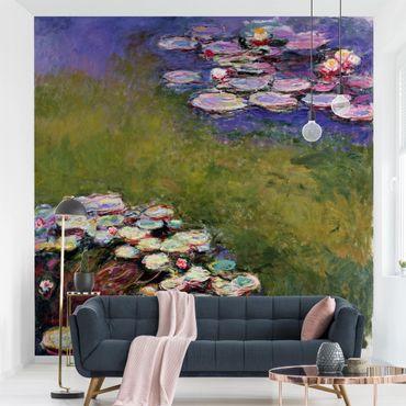 Fototapete - Claude Monet - Seerosen