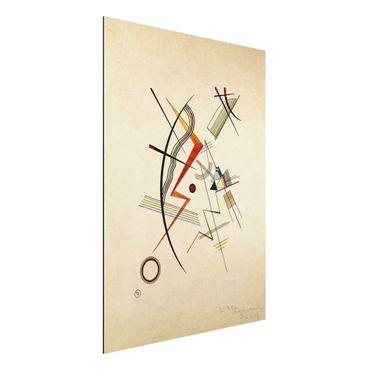 Alu-Dibond Bild - Wassily Kandinsky - Jahresgabe für die Kandinsky-Gesellschaft