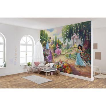 Disney Kindertapete - Princess Park - Komar Fototapete