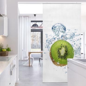 Raumteiler - Kiwi Bubbles 250x120cm