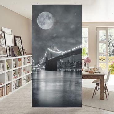 Raumteiler - Manhattan Mysteries 250x120cm