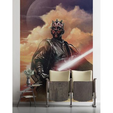 Disney Kindertapete - Star Wars Classic Darth Maul - Komar Fototapete