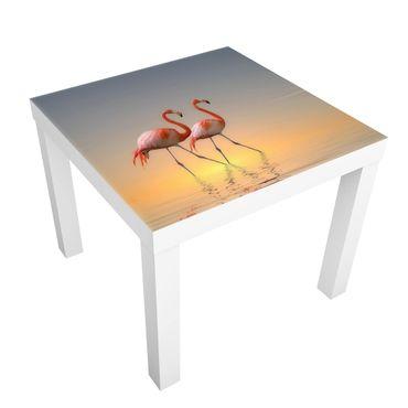 Beistelltisch - Flamingo Love