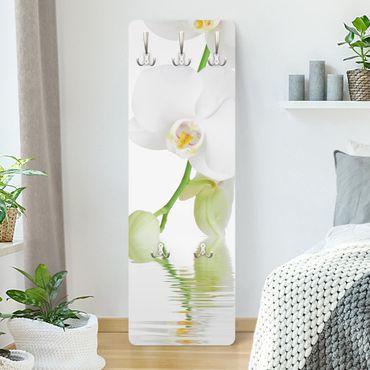 Blumen Garderobe - Wellness Orchidee - Orchidee Weiß