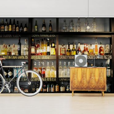 Fototapete Drink Lovers' Bar