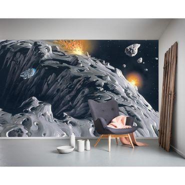 Disney Kindertapete - Star Wars Classic RMQ Asteroid - Komar Fototapete