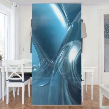 Raumteiler - Underwater Universe 250x120cm