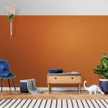 Metallic Tapete  - Colour Orange