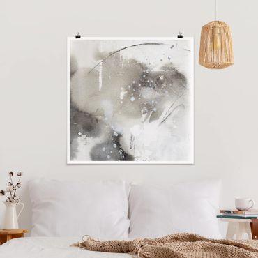 Poster - Mystische Objekte I - Quadrat 1:1