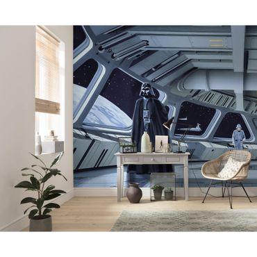 Disney Kindertapete - Star Wars Classic RMQ Stardestroyer Deck - Komar Fototapete