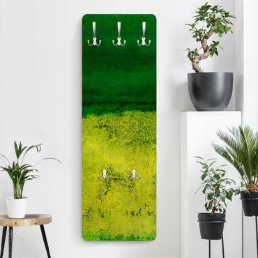 Design Garderobe - Elements of Nature - Grün