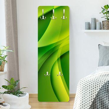 Design Garderobe - Green Composition - Grün