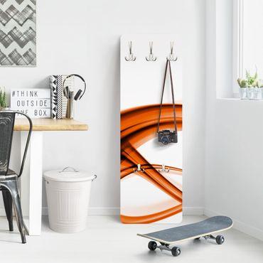 Design Garderobe - Orange Element - Orange