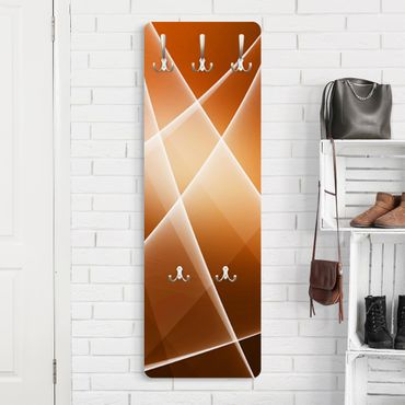 Design Garderobe - Orange Sound - Gelb