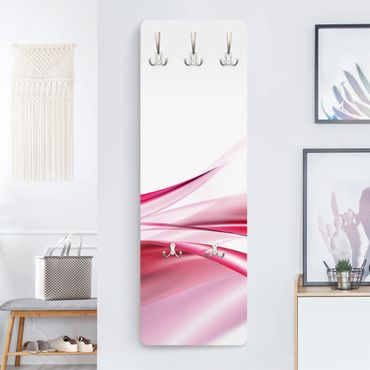 Design Garderobe - Pink Dust - Rosa Pink