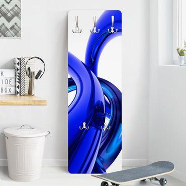 Design Garderobe - Stunning Blue Style - Blau