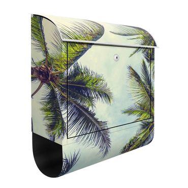 Briefkasten - Die Palmen