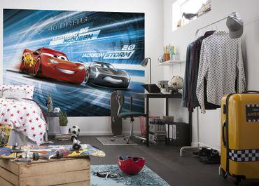 Disney Cars 3 Kindertapete - Simulation - Komar Fototapete