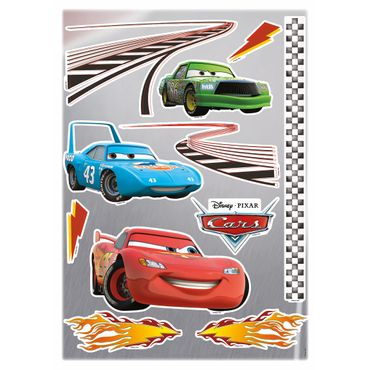 Disney Cars Wandtattoo - Cars Set - Komar Deco-Sticker