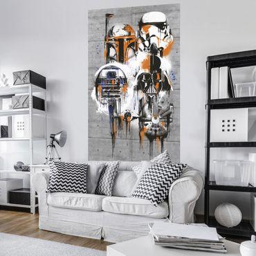 Disney Kindertapete - Star Wars Celebrate The Galaxy - Komar Fototapete