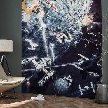 Disney Kindertapete - Star Wars Classic Dogfight - Komar Fototapete